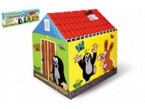 Domek/stan dětský Krtek 95x72x102cm polyester skladem