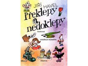 Překlepy a nedoklepy - Jiří Havel /skladem/
