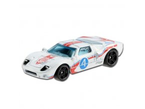 hot wheels ford gt 40 then now GTB33 1