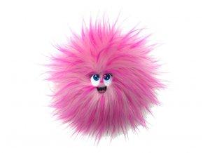 Fluffy friends růžový skladem