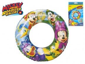 kruh mickey mouse nafukovaci 56cm 3 6let skladem