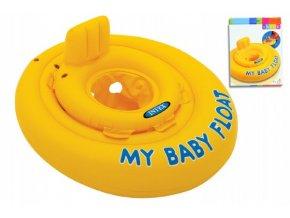 Baby kruh nafukovací +- 70cm v krabici 6-12m skladem