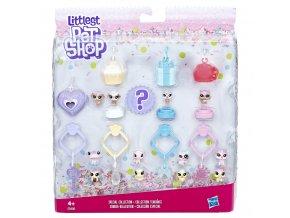 Littlest Pet Shop Frosting Frenzy 13 ks mini zvířátek skladem