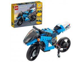 LEGO Creator Supermotorka