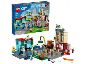 LEGO City Centrum města