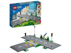 LEGO City Křižovatka