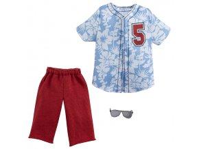 Barbie KEN OBLEČKY (Různé druhy)