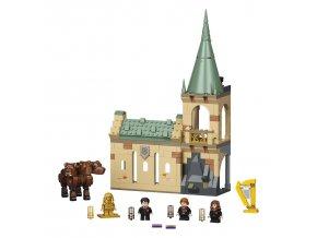 LEGO Harry Potter Bradavice: setkání s Chloupkem