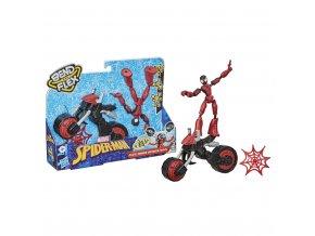 Spiderman Bend and Flex vozidlo