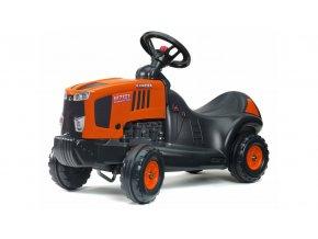 Odstrkovadlo - traktor Kubota M7151 s volantem