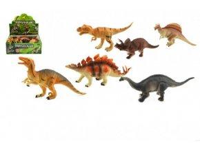 Dinosaurus plast 14cm mix z
