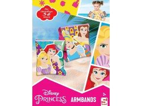 Nafukovací rukávky Disney Princezny