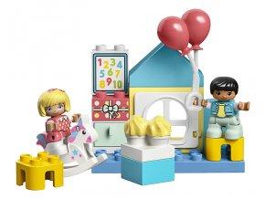 LEGO Duplo Pokojíček na hraní