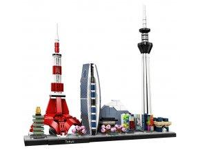 LEGO Architekt Tokio