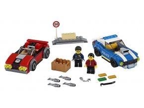 LEGO City Policejní honička na dálnici