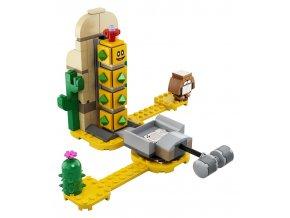 LEGO Super Mario Pouštní Pokey – rozšířující set