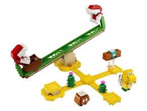 LEGO Super Mario Závodiště s piraněmi - rozšířující set