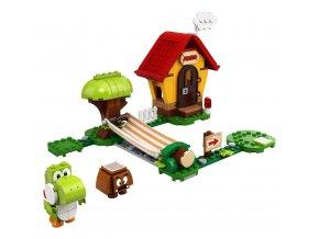 LEGO Super Mario Mariův dům a Yoshi – rozšiřující set