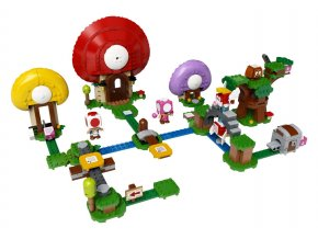 LEGO Super Mario Toadův lov pokladů – rozšiřující set