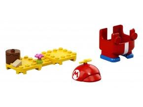 LEGO Super Mario Obleček s vrtulí – vylepšení pro Maria