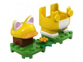 LEGO Super Mario Obleček kocoura – vylepšení pro Maria