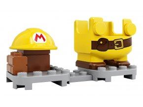LEGO Super Mario Obleček stavitele – vylepšení pro Maria