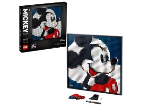 LEGO Art Disney's Mickey Mouse