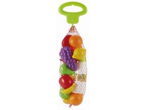 Ovoce a zelenina v síťce