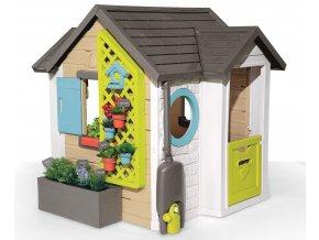 Domeček zahradnický rozšiřitelný