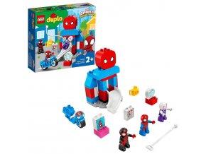 LEGO Duplo Základna Spider-Mana