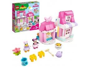 LEGO Duplo Domek akavárna Minnie