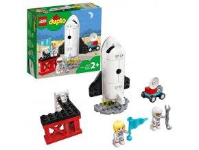LEGO Duplo Mise raketoplánu