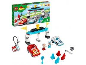LEGO Duplo Závodní auta