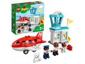 LEGO Duplo Letadlo a letiště
