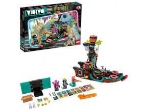 LEGO Vidiyo Punk Pirate Ship