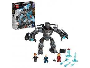 LEGO Super Heroes Iron Man: běsnění Iron Mongera