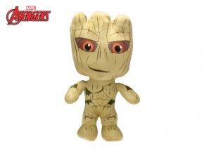 Avengers Groot plyšový 40cm stojící 0m+