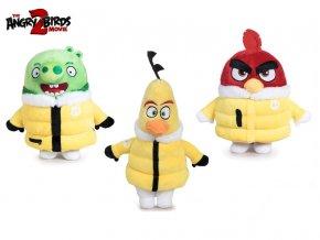 Angry Birds Movie 2 plyšoví v bundě