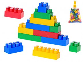 Kostky stavební 3-9cm 100ks