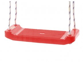 Houpačka plastová (prkénko) červená