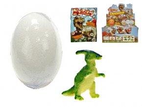 Dinosaurus ve vajíčku 7cm rozpustném ve vodě