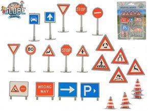 Dopravní značení 25ks