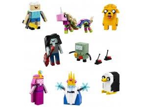 LEGO Ideas Čas na dobrodružství