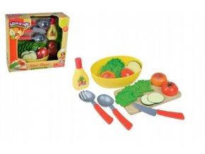 Sada krájecí zeleniny a ovoce + nádobí (20 kusů)