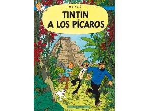 Tintin 23 - Tintin a los Pícaros - Hergé