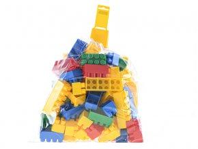 Kostky stavební 3-9cm 75ks