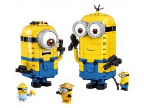 LEGO Mimoni Mimoni a jejich doupě