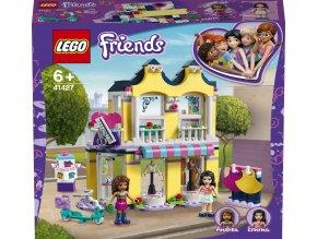 LEGO® Friends 41427 Emma a její obchod s oblečením