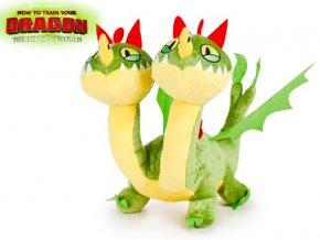 Jak vycvičit draka 3 - Plivoun a Krkoun drak plyšový 32cm stojící 0m+