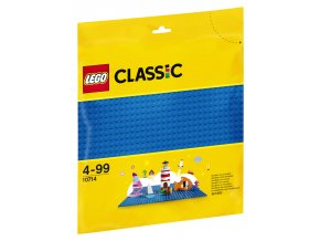LEGO® 10714 Modrá podložka na stavění